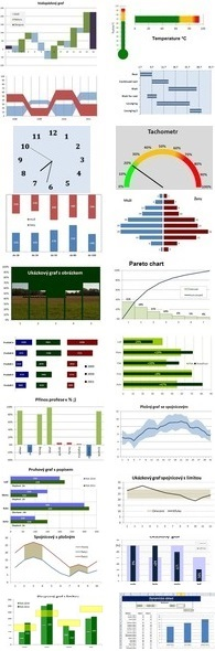 20 special charts graphs in excel kolen konzultace special graphs all ccuart Gallery