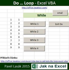 Do ... Loop (While | Until) - Excel VBA
