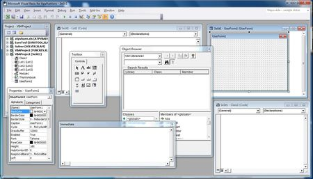 Excel VBA kuzr on-line