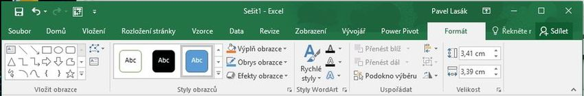 Vlozit Obrazce Excel Skoleni Konzultace