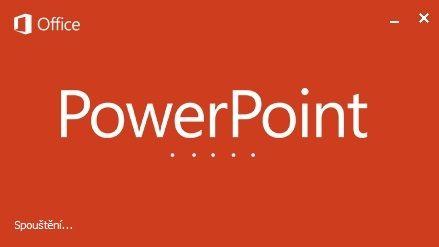 Návod - Microsoft PowerPoint 2013